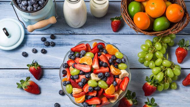Hãy bổ sung nhiều trái cây hơn cho cơ thể