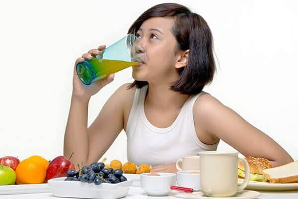 Cách tăng cân ở tuổi 17 cần ăn uống khoa học