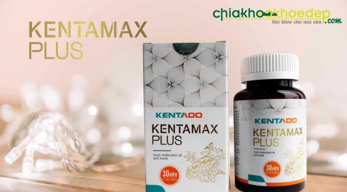 KentaMax Plus sự kết hợp hoàn hảo với chế độ tăng cân