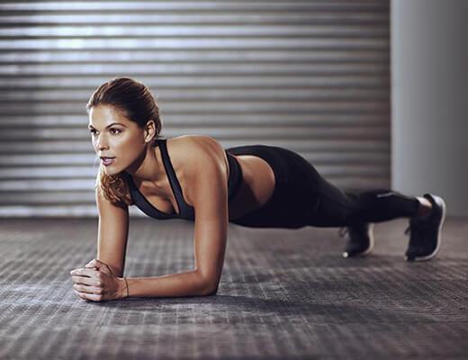 Luyện tập thể dục thể thao cách tăng cân không béo bụng