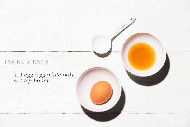 thức ăn khuya giúp tăng cân - mật và trứng