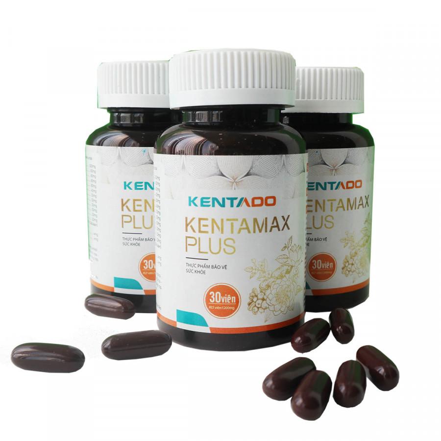 Thuốc bổ tăng cân Kentamax plus