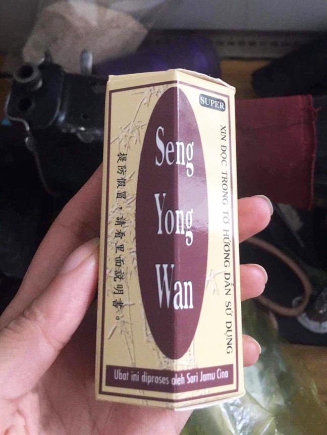 Công dụng thuốc tăng cân seng yong wan